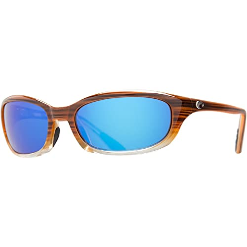 70f16621daf3 Image Unavailable. Image not available for. Color: Costa Del Mar Sunglasses  - Harpoon- Glass / Frame: Wood Fade Lens: Polarized
