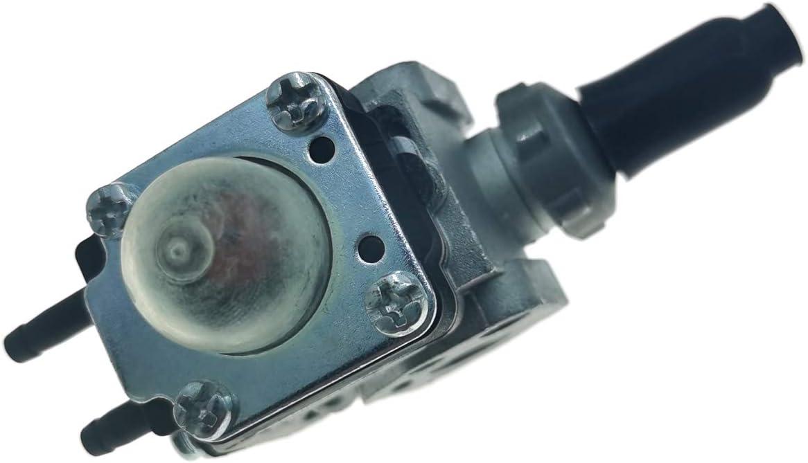 Cancanle Carburatore per Kawasaki TH43 TH48 Motore Decespugliatore Grass Trimmer Bushcutter