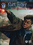 Harry Potter Instrumental Solos for Strings: Viola, Book & CD (Pop Instrumental Solo Series)
