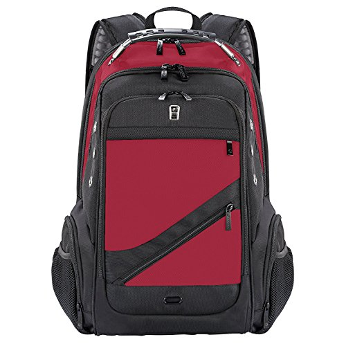Sosoon Laptop Backpack, Business Laptop Backpack with USB Ch