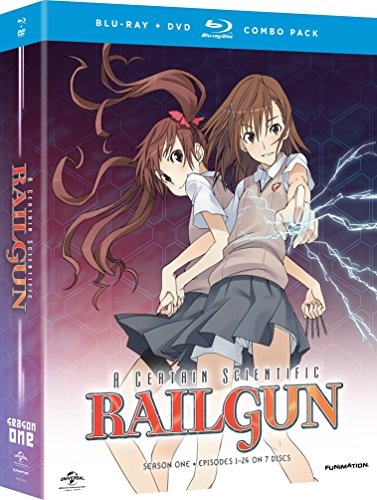 (A Certain Scientific Railgun: Season 1 [Blu-ray])