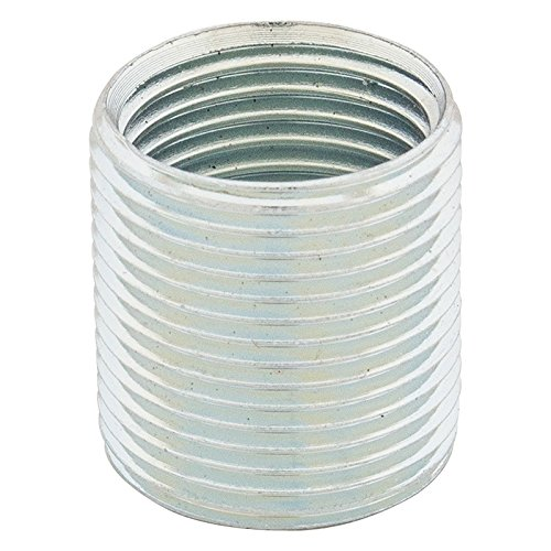 Unior Left Replacement Threaded Insert, Silver (Pedal Insert)