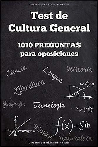 Amazon Fr Test De Cultura General 1010 Preguntas Para