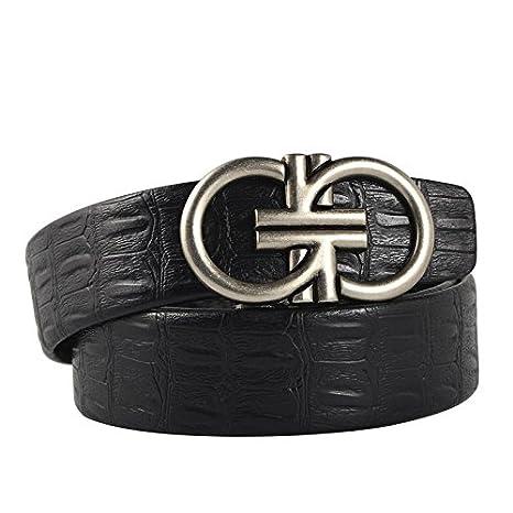 Artificial Leather Men Belt Cinturones Hombre Cinto Masculino Ceinture Homme Women Belt Buckle