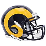 LA Rams Color Rush Officially Licensed Speed Authentic Football Helmet