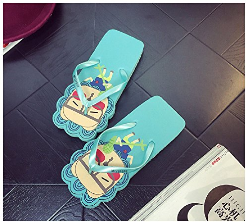 Hanxue Teens Womens Cute Flip Flops For Girls Teens Hanxue B01COR0JRK Shoes e5223b