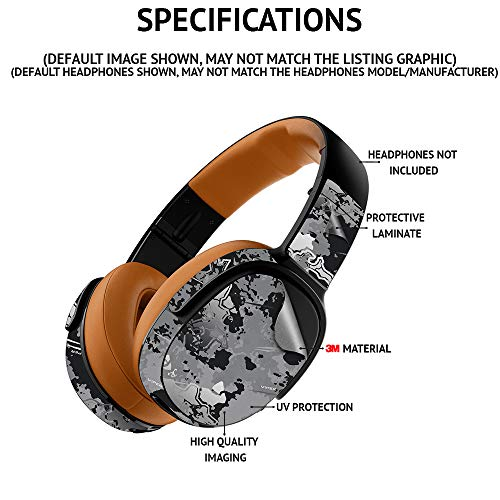 MightySkins Compatible with Steelseries Arctis 7 Gaming Headset (2019) - Cherry Grain | Protective, Durable, and Unique Vinyl Decal| Easy to Apply, Remove, and Change Styles | Made In The USA