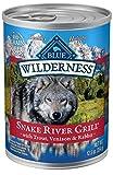Blue Buffalo Wilderness Snake River Grill High