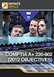 CompTIA A+ 220-802 (2012 Objectives) [Online Code]