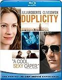 Duplicity [Blu-ray] (Bilingual)