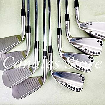 AGAOERF Palos de Golf 0311xf Hierros de Golf Plateados 3-9w ...