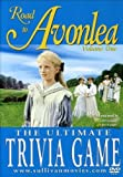 The Ultimate Road to Avonlea (Spin-off from Anne of Green Gables) DVD Trivia Game