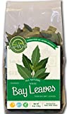Turkish Bay Leaves Whole | 6 oz Bag, Bulk | 100% Natural Dried Bay Leaf | Herbs & Spices | by Eat Well Premium Foods |