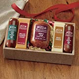 Favorite Five Gift Box from Wisconsin Cheeseman