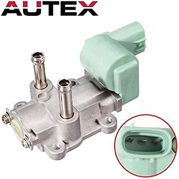 amazon com idle air control valve ac186 iacv iac for honda civic cxautex idle air control valve ac186 16022 p2e a51 16022p2ea51 16022p2jj01 16022 p2a j01 compatible with 1996 1997 1998 1999 2000 honda civic 1997 1998 1999