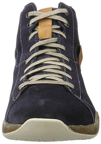 03 Josef Alto Blu Ricardo Sneaker Seibel Collo Ocean a Uomo nqq6TUFc