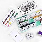 Arrtx Gouache Paint Set, 18 Colors x 30ml Unique
