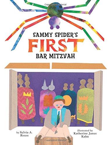 Sammy Spider's First Bar (Sammy The Spider)