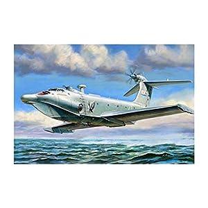 Zvezda Models Troop Carrier Ekranoplan A-90 Orlyonok