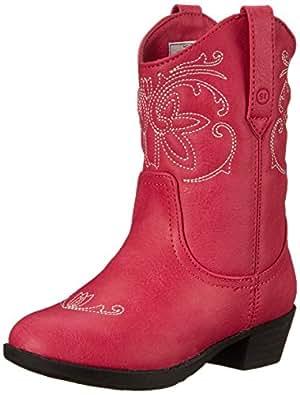 Amazon.com | Stride Rite Molly Cowboy Boot (Toddler/Little