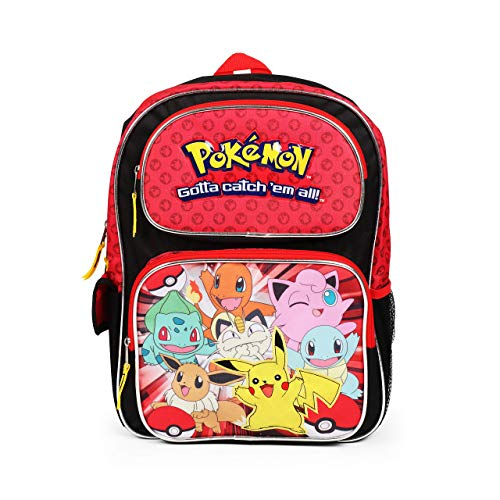 FAB Pokemon Backpack Bag - Not Machine Specific -