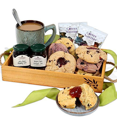 GourmetGiftBaskets.com Breakfast Gift Crate ()