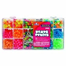Elmer's Ec61127q Glow In The Dark Bead Kit, Includes 600+ Beads and 1.8 Meters Cord Multi