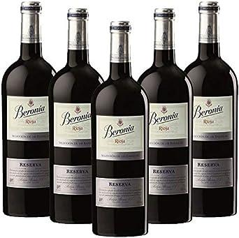 Vino tinto Beronia 198 Barricas de 75 cl - D.O. La Rioja - Bodegas ...