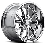 US Mags U110 Rambler 20x8 5x115 +47mm Chrome Wheel Rim