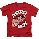 Astro Boy Flying Little Boys Shirt Red Sm (4)