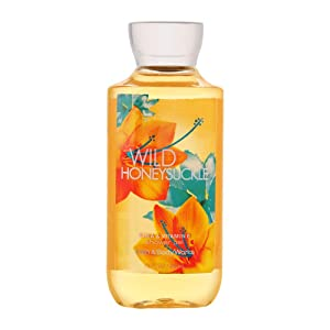 Bath & Body Works Wild Honeysuckle Shower Gel, 10 Ounce