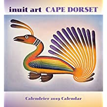Inuit Art: Cape Dorset 2019 Mini Wall Calendar