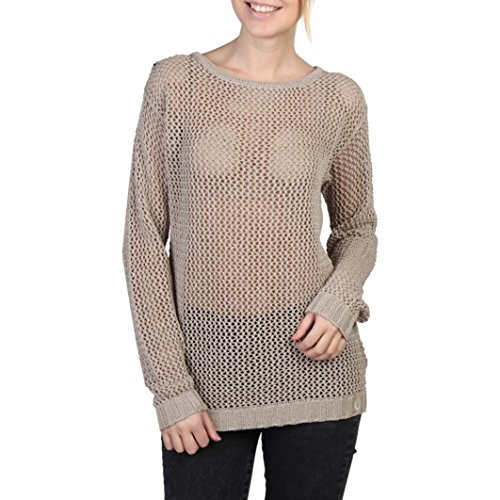 Fred Perry Pullover woman 31412280_7071 grey - L