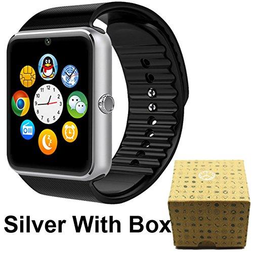 adhotluck Smart Watch GT08 apoyo tarjeta SIM reloj ...