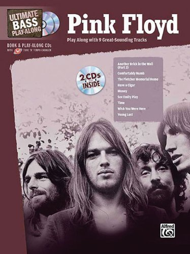 Pink Floyd Ultimate Bass Playalong Book/2 CDs by Pink Floyd (2009) Paperback