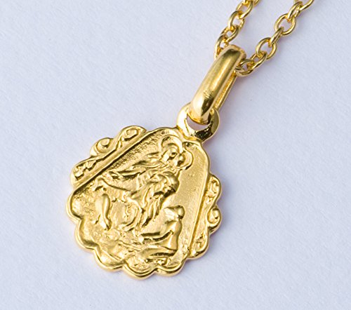 [Made in Japan] Necklace Medaglia Miracolosa