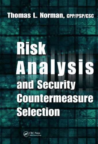 Download Risk Analysis and Security Countermeasure Selection Pdf
