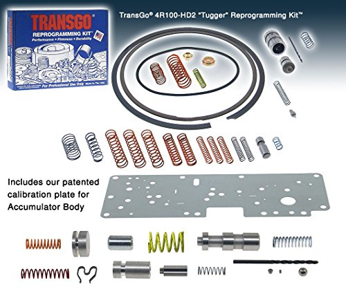 Transgo 4R100HD2 Reprogramming Kit HD & HP 4R100
