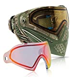 Dye i5 Paintball Goggle - DyeCam with Bronze Fire Lens