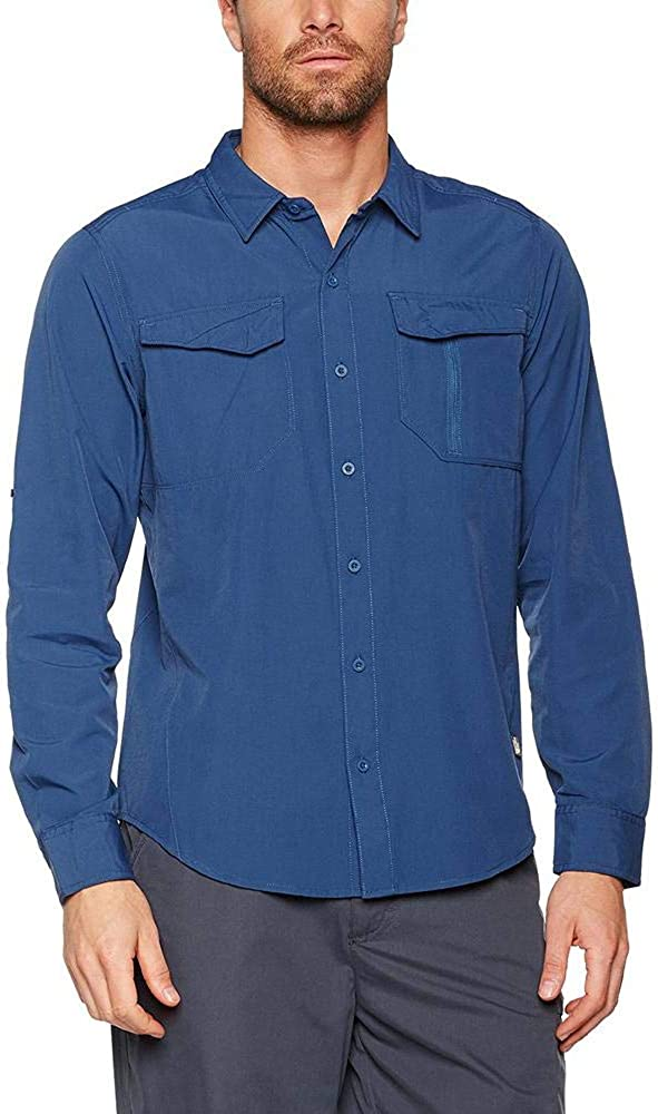 The North Face Sequoia, Camisa de manga larga, Hombre