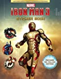 Iron Man 3 Sticker Book by Marvel (Corporate Author) (2-Apr-2013) Paperback