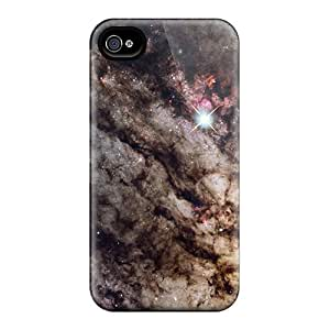 Awesome Design Galaxy Cloud Hard Case Cover For Iphone 4/4s
