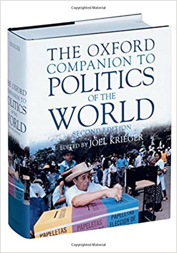 The Oxford Companion to Politics of the World: Joel Krieger ...