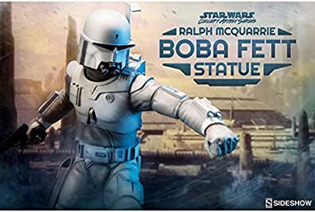 Star Wars - Boba Fett Ralph McQuarrie Statue