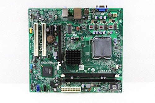 Dell Inspiron 537 537S SFF Systems Motherboard U880P 0U880P G41T-DM (Pentium Quad Motherboard Core)