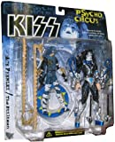 KISS Psycho Circus Ace Frehley & the Stiltman Action Figure 2-Pack