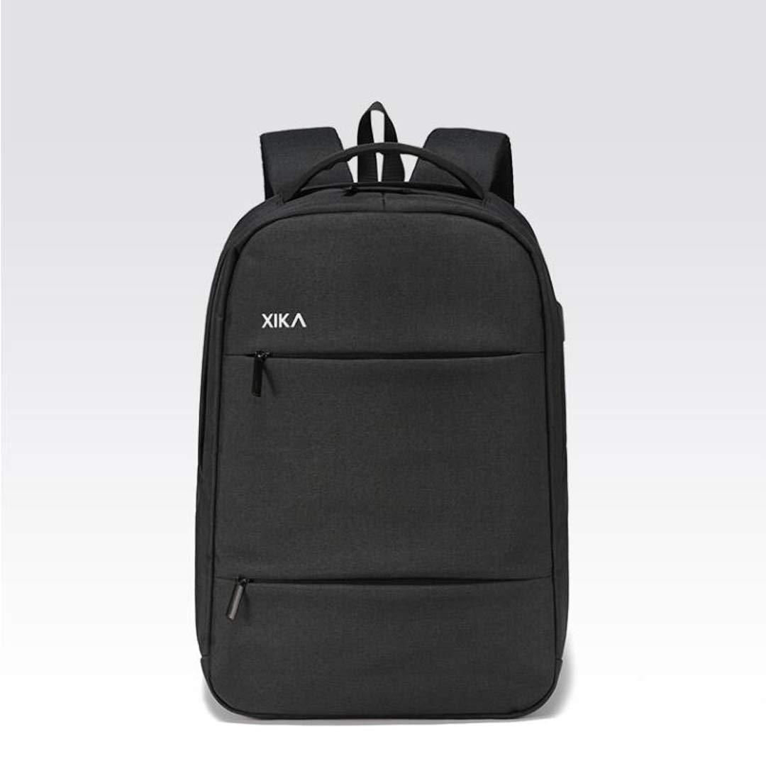HZB College Student Bag Leisure Travel Geschäft Doppel Umhängetasche