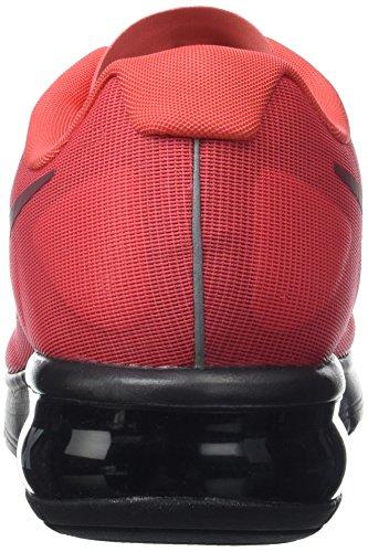Da Uomo team cool Nike black Scarpe ember Sequent Red Glow Corsa Air Max Grey Rosso wxxIqagp