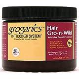 Groganics DHT Blocker Système cheveux Gro-N-Wild * * * * * * * * * * * * * * * * intensif Traitement croissance 6oz