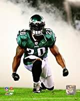 "Philadelphia Brian Dawkins Smoke 8"" x 10"" Football Photo"